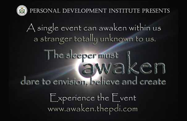 Personal Property Development : Personal development institute home page